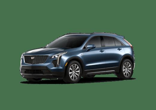 New Cadillac XT4 in Salisbury