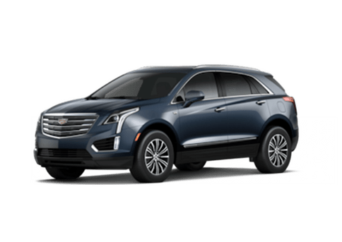 New Cadillac XT5 in
