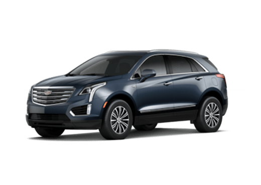 New Cadillac XT5 in Salisbury