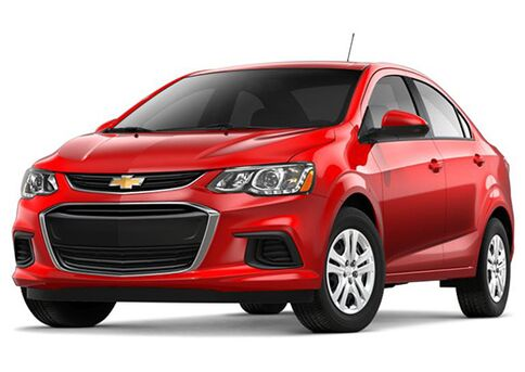 New Chevrolet Sonic in Weslaco