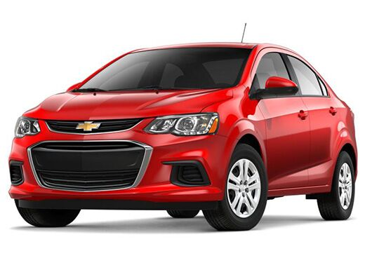 New Chevrolet Sonic in Salisbury
