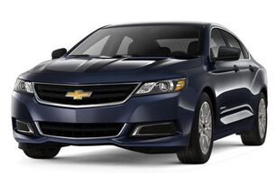 Chevrolet Impala Specials in Fond du Lac