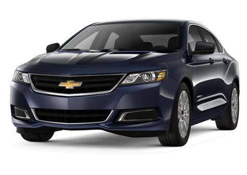 New Chevrolet Impala in Milwaukee and Slinger