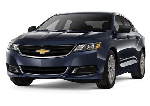New Chevrolet Impala in Salisbury