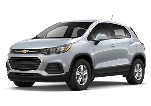 New Chevrolet Trax in Salisbury
