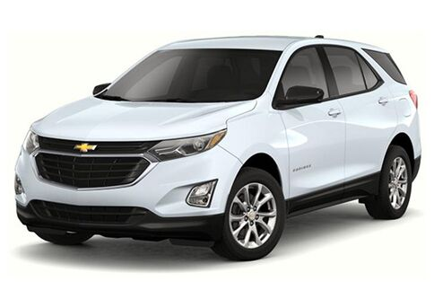 New Chevrolet Equinox in Forest City