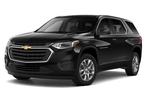 New Chevrolet Traverse in Forest City