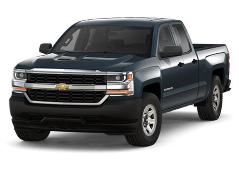 New Chevrolet Silverado 1500 in Forest City