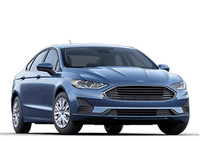 New Ford Fusion at Kalamazoo