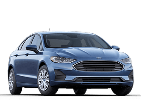 New Ford Fusion in Rio Grande City
