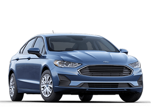 New Ford Fusion in Sherwood Park