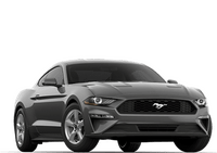 New Ford Mustang at Kalamazoo