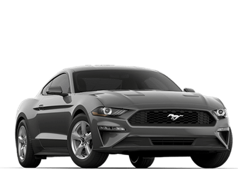 New Ford Mustang in