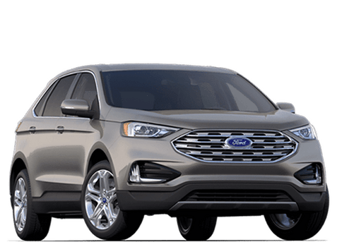 New Ford Edge in Paris