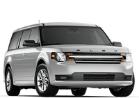 New Ford Flex at Kalamazoo