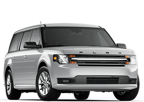 New Ford Flex in