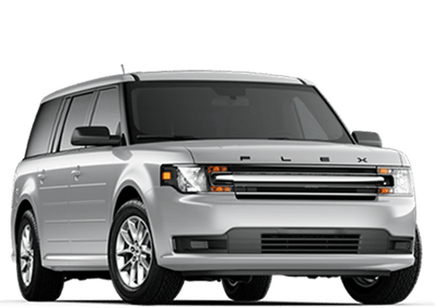 New Ford Flex in Rio Grande City