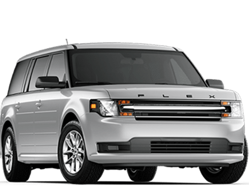 New Ford Flex in Tampa