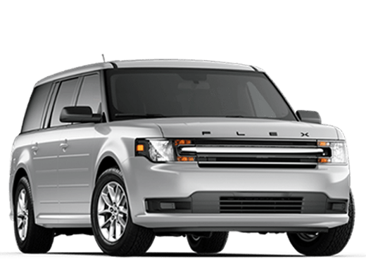 New Ford Flex near Sault Sainte Marie