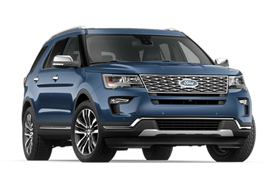 New Ford Explorer Calgary, AB