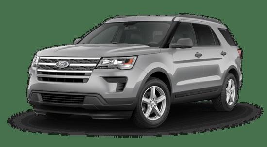 Explorer Base w/ Intelligent 4WD
