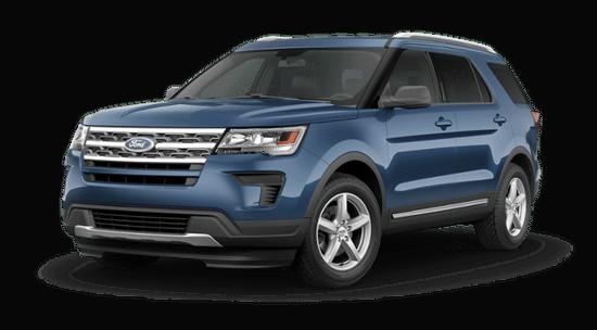 Explorer XLT w/ Intelligent 4WD