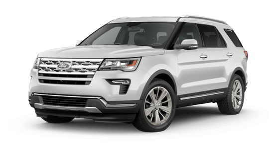Explorer Limited w/ Intelligent 4WD