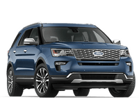 New Ford Explorer at Kalamazoo