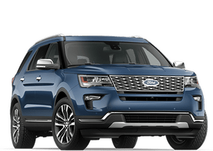 Ford Explorer Specials in Dumas