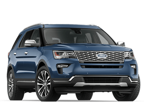 New Ford Explorer in Rio Grande City