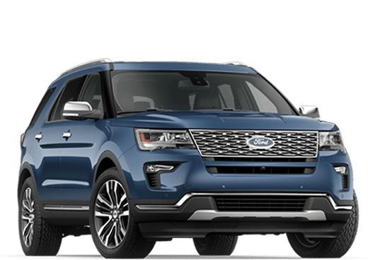 New Ford Explorer in Sherwood Park