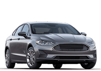 New Ford Fusion Hybrid at Kalamazoo