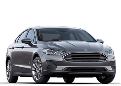 New Ford Fusion Hybrid in Norwood