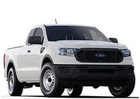 New Ford Ranger at Kalamazoo