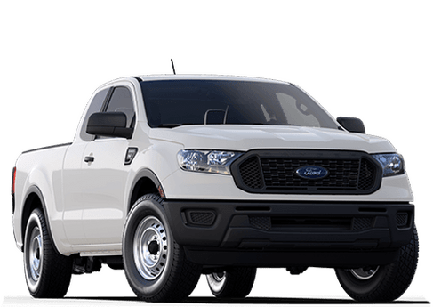 New Ford Ranger in Rio Grande City