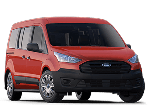 New Ford Transit Connect Wagon in Paris