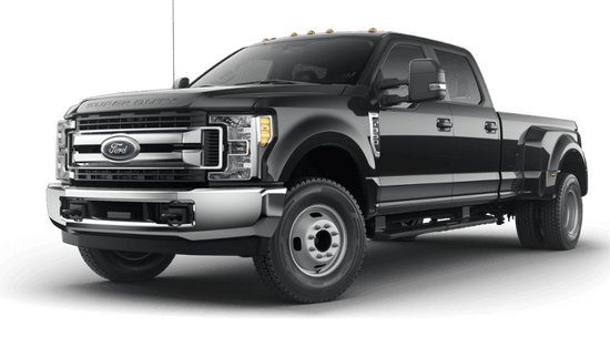 Super Duty F-350 DRW XLT 4x2 Crew Cab w/ 8' Box