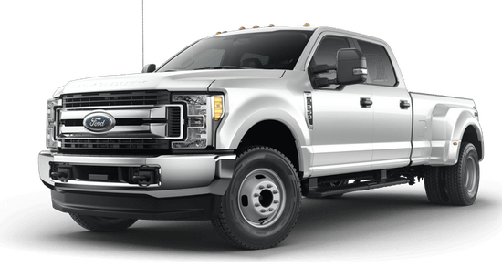Super Duty F-350 DRW XLT 4x4 Crew Cab w/ 8' Box