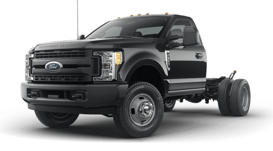 Super Duty F-350 DRW Chassis XL 4x2 Regular Cab