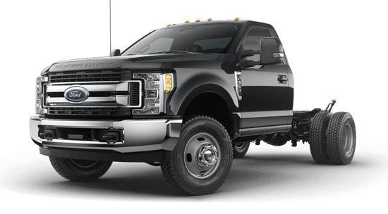 Super Duty F-350 DRW Chassis XLT 4x2 Regular Cab