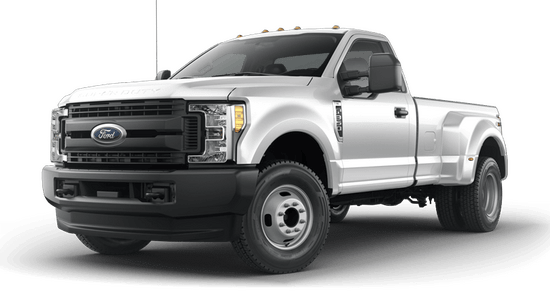 Super Duty F-350 DRW XL 4x4 Regular Cab w/ 8' Box