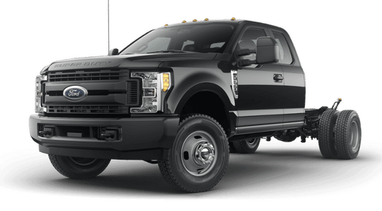 Super Duty F-350 DRW Chassis XL 4x2 SuperCab