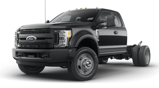 Super Duty F-450 DRW Chassis XL 4x2 SuperCab (192