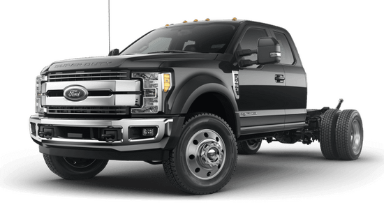 Super Duty F-450 DRW Chassis Lariat 4x2 SuperCab