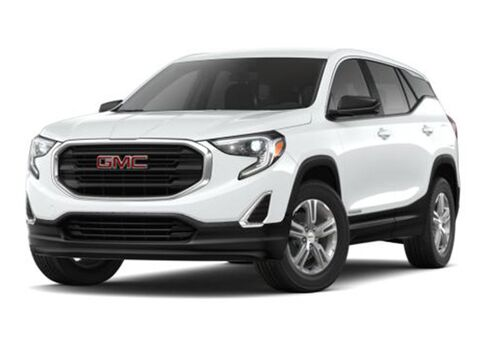 New GMC Terrain in