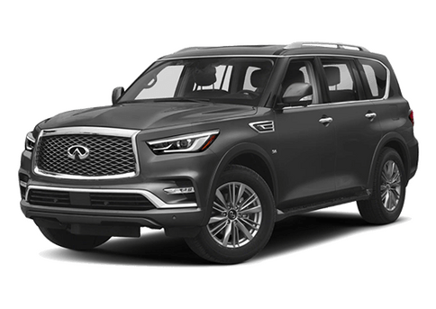 New INFINITI QX80 in