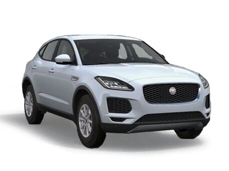 New Jaguar E-PACE in San Francisco