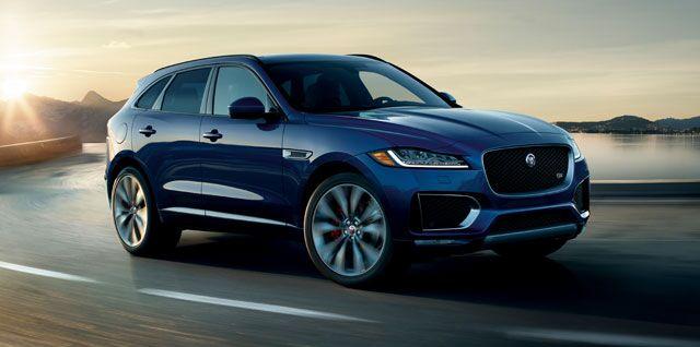 the new jaguar f-pace - full-size luxury sedan | san jose ca