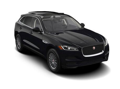 New Jaguar F-PACE in San Francisco