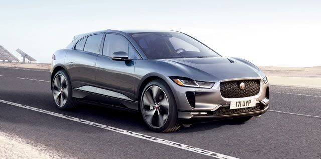New Jaguar I-PACE San Jose, CA